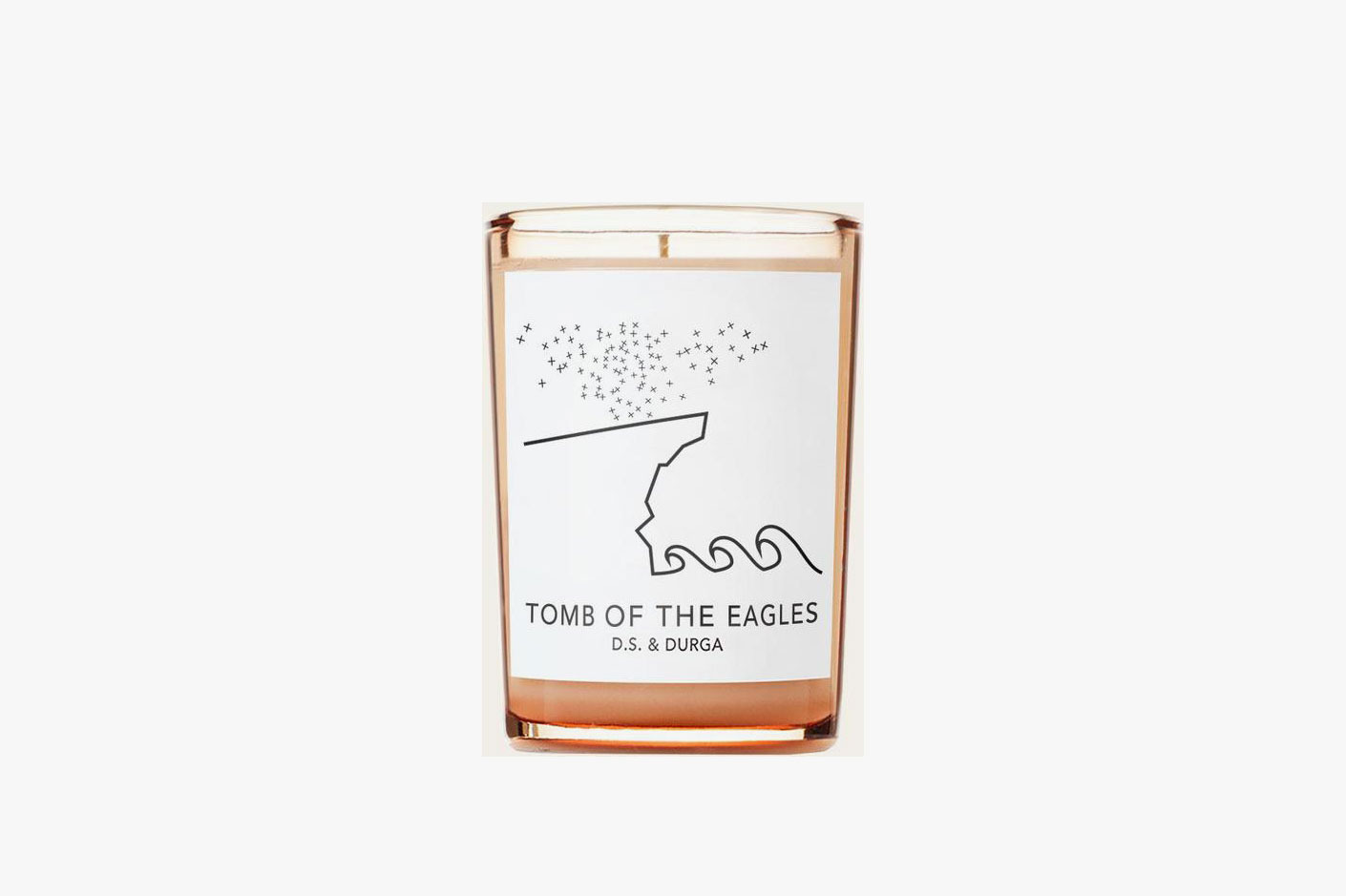 D.S. & Durga Tomb Of The Eagles Scented Candle