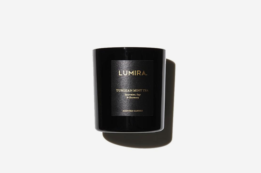 Lumira Tunisian Mint Tea Candle
