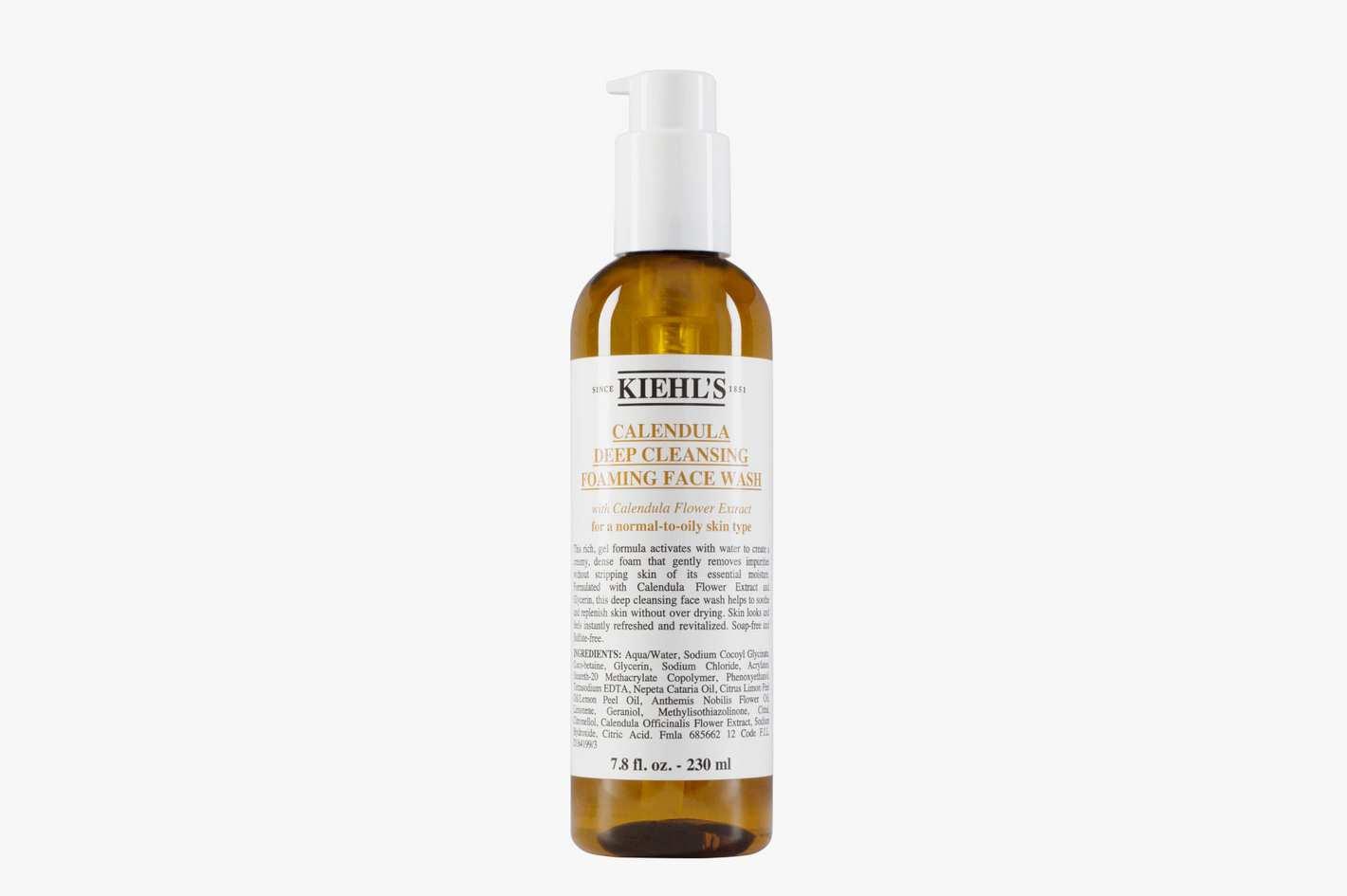 Kiehl's Since 1851 Calendula Herbal Extract Alcohol Free Toner
