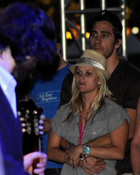 Reese Witherspoon and Jake Gyllenhaal.
