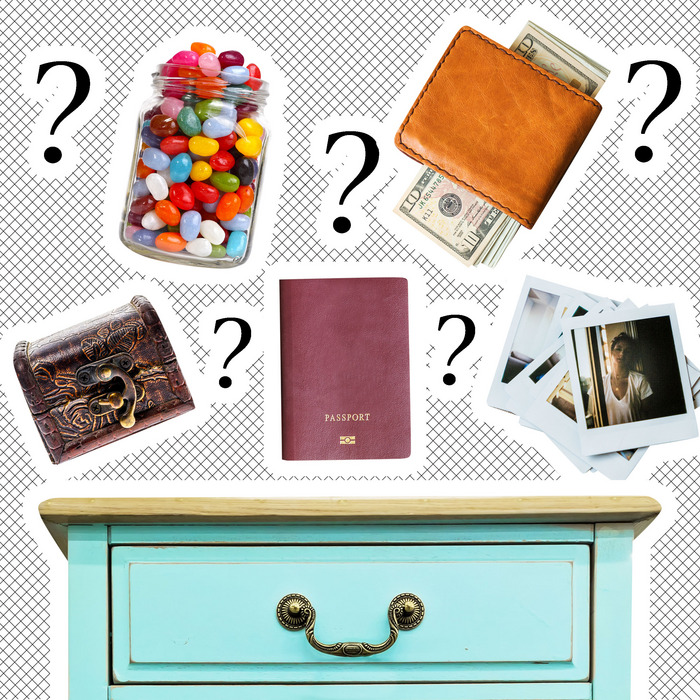 05f32aa2a784d8 What Secret Items Do You Keep in the Underwear Drawer?