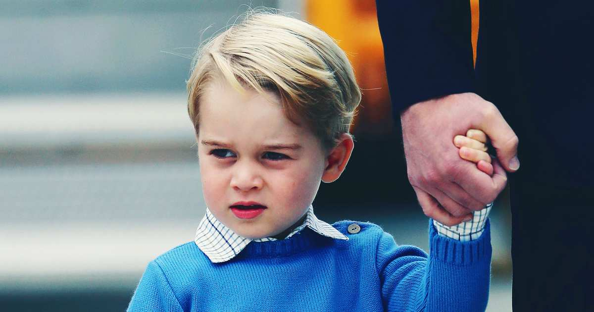 Prince George Reveals Shocking Second Nickname