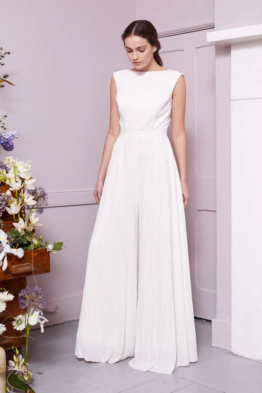 58218f98479 Best Wedding Dresses From Bridal Fashion Week Spring 2020