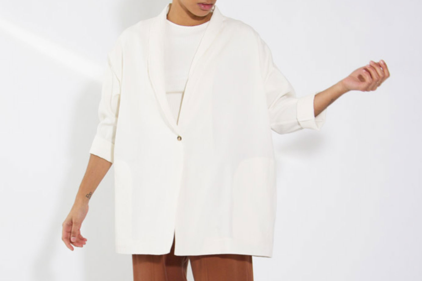 Hackwith Design House Smock Jacket
