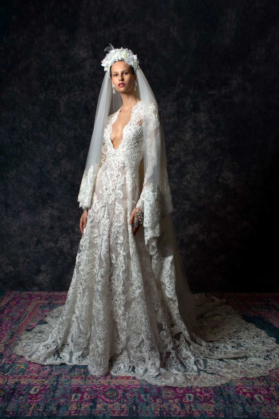74c98b4dce85 Best Wedding Dresses From Bridal Fashion Week Spring 2020