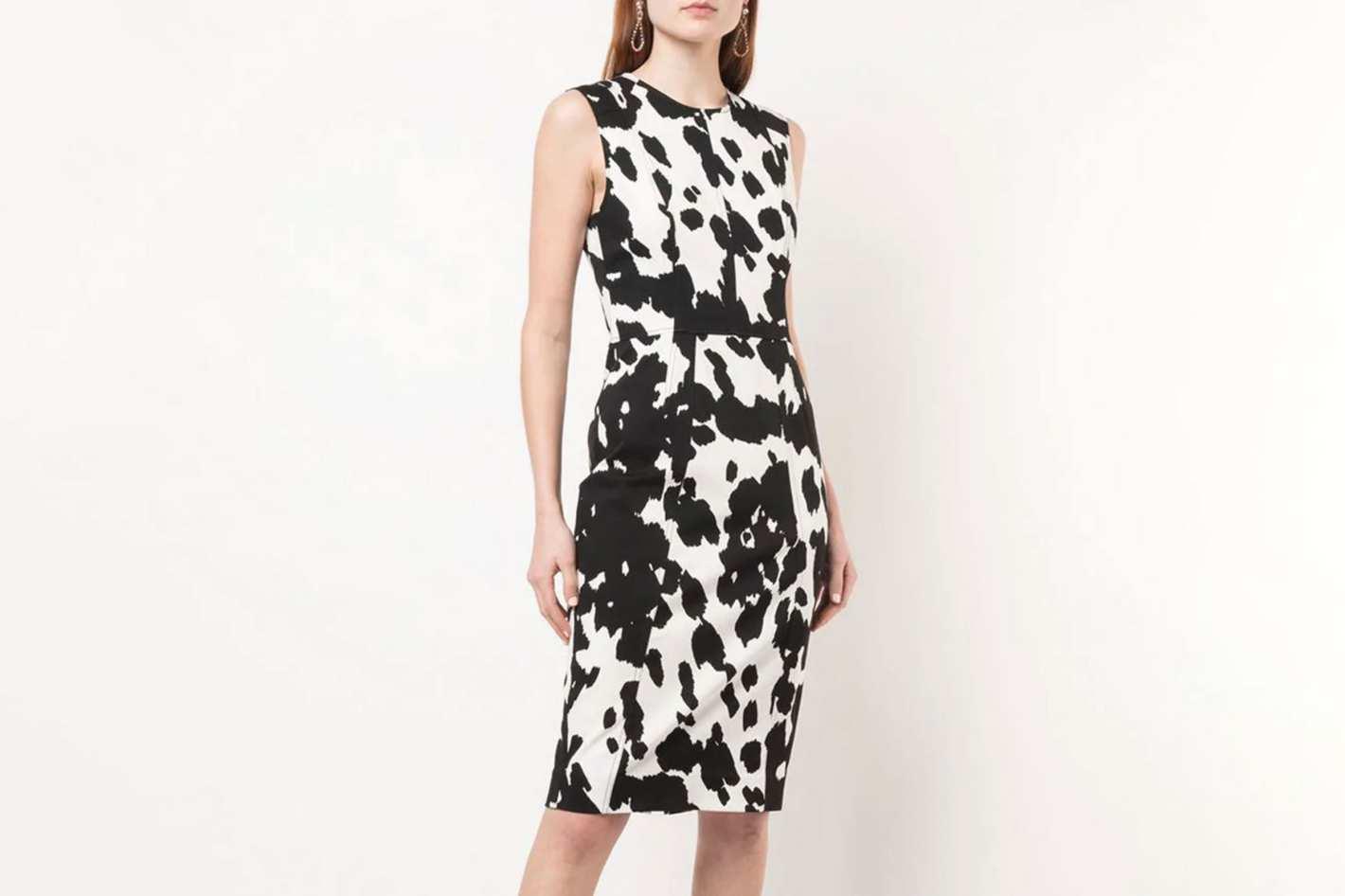 DVF Diane Con Furstenberg Calliope Dress