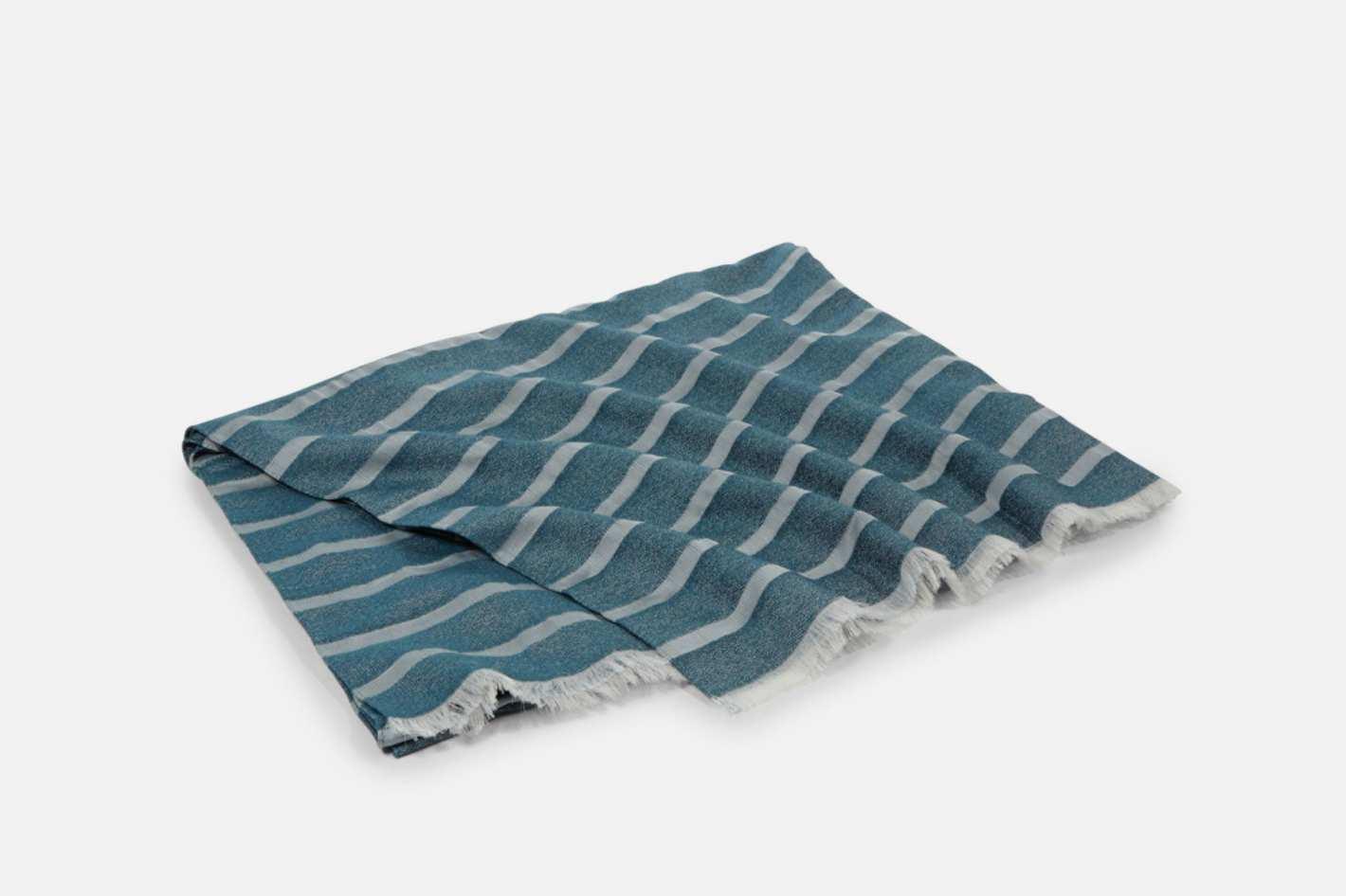 Sferra Marice Decorative Silk Throw