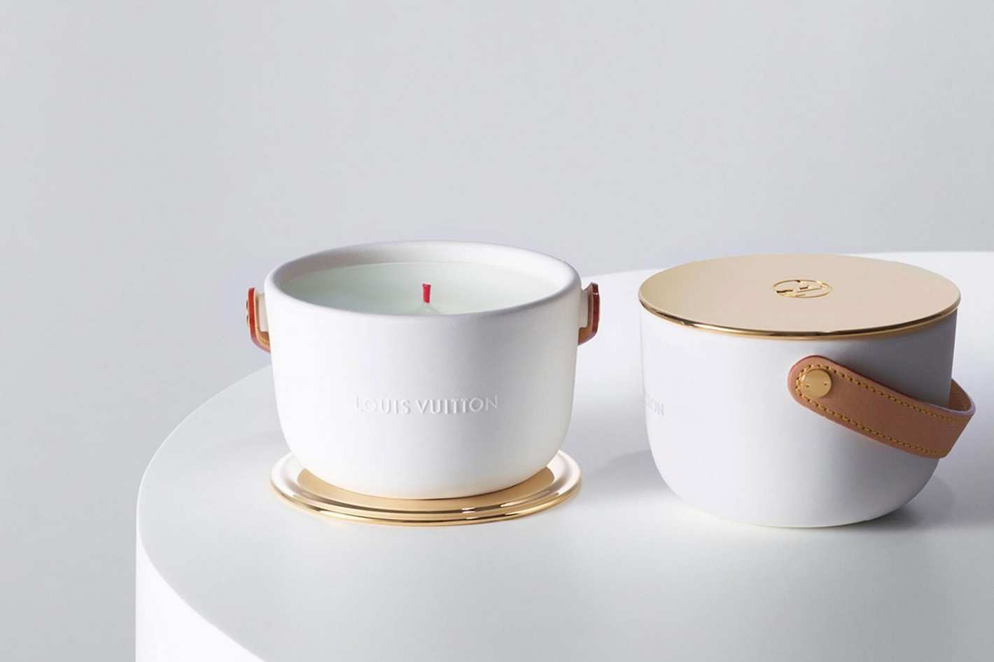 Louis Vuitton L'Air Du Jardin Fragrance Candle