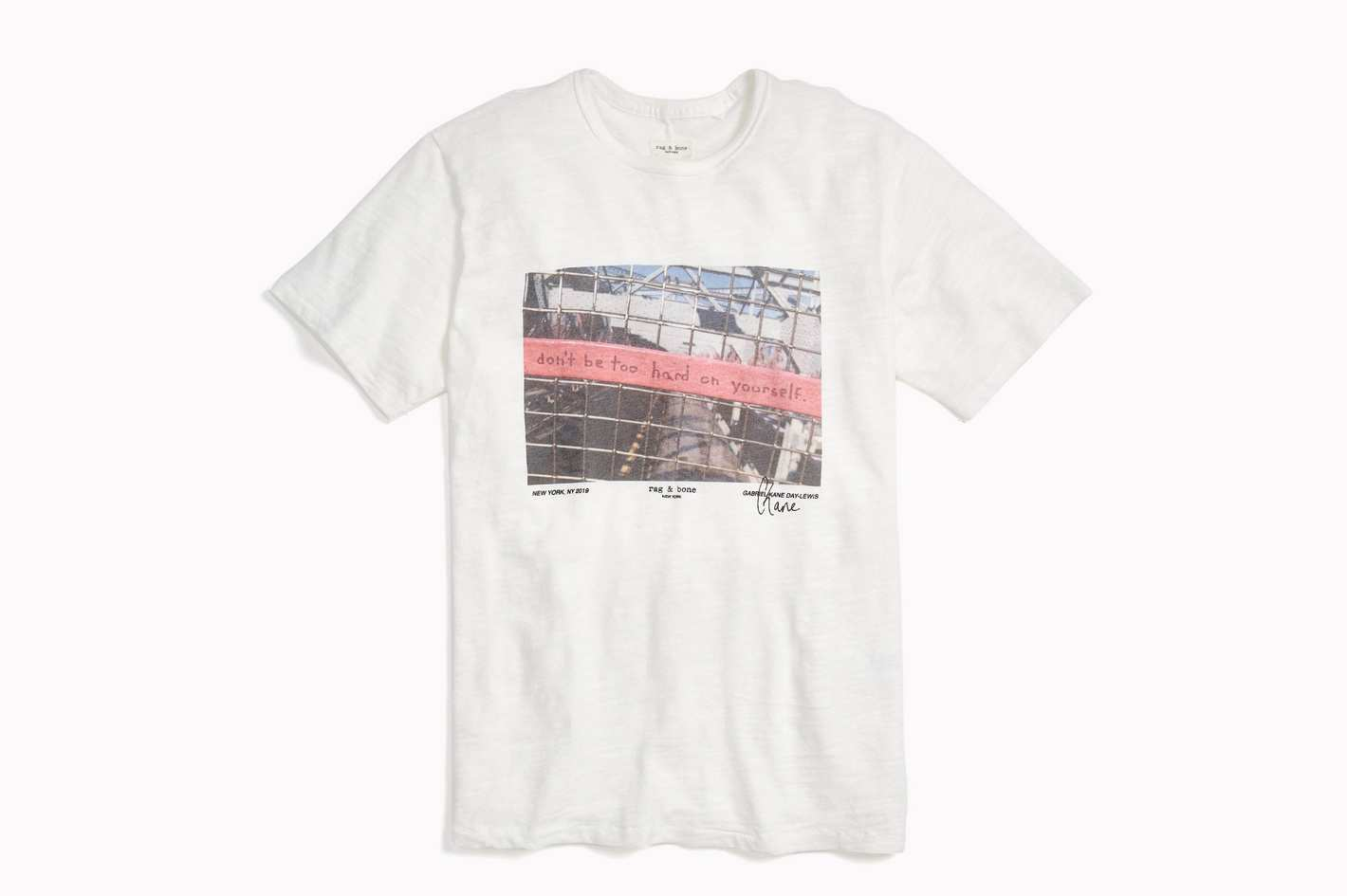 Limited Edition Tee By Gabriel-Kane Day-Lewis