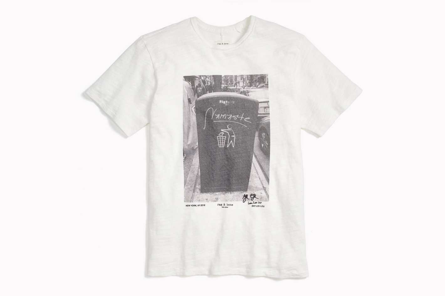 Limited Edition Tee By Say Lou Lou