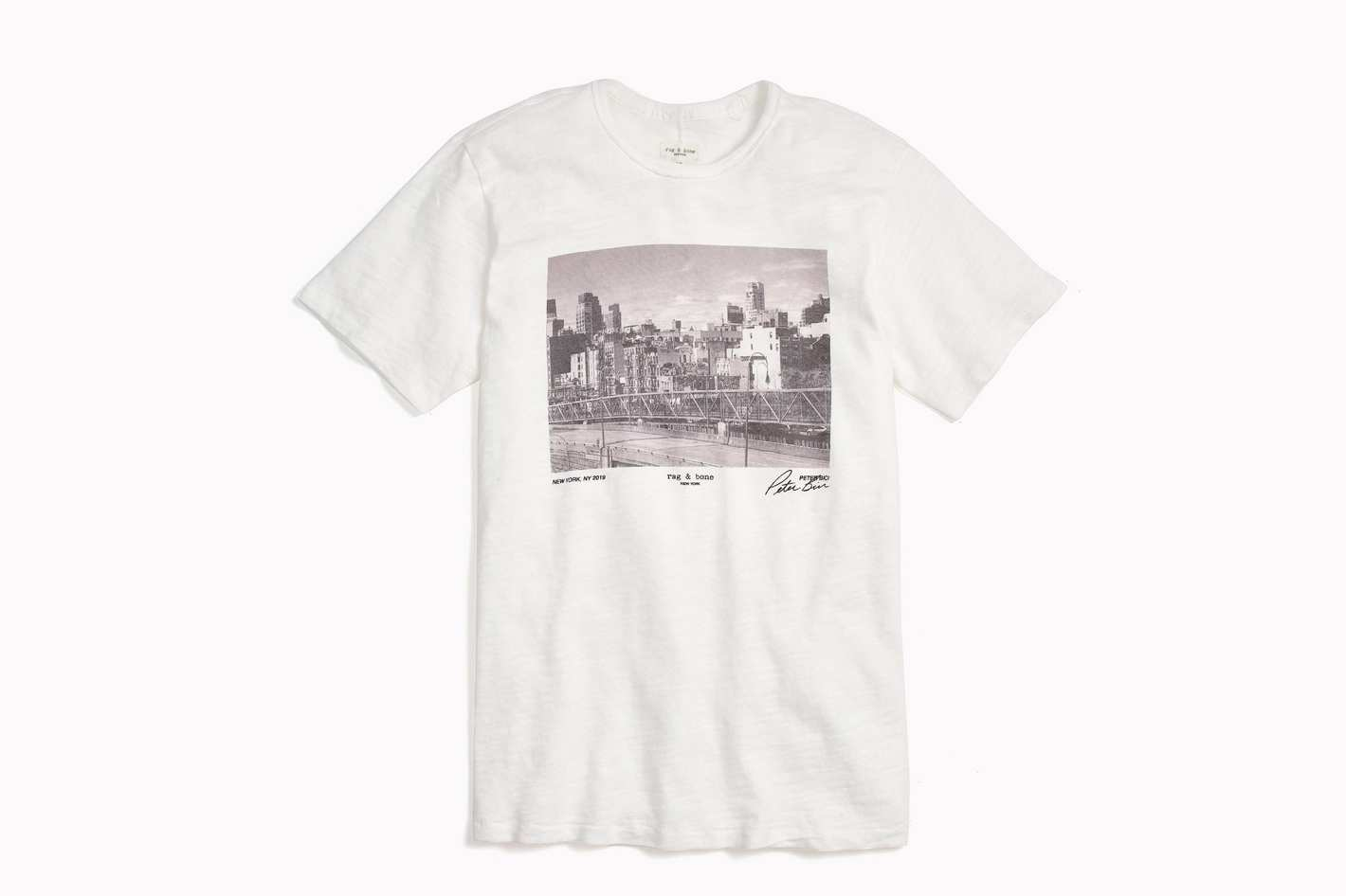 Limited Edition Tee By Peter Bici