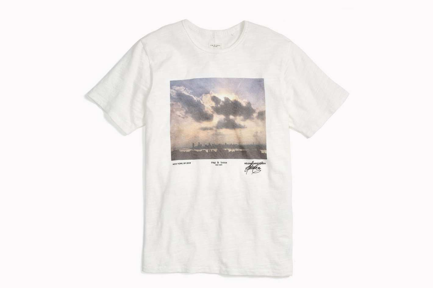 Limited Edition Tee By Helena Christensen