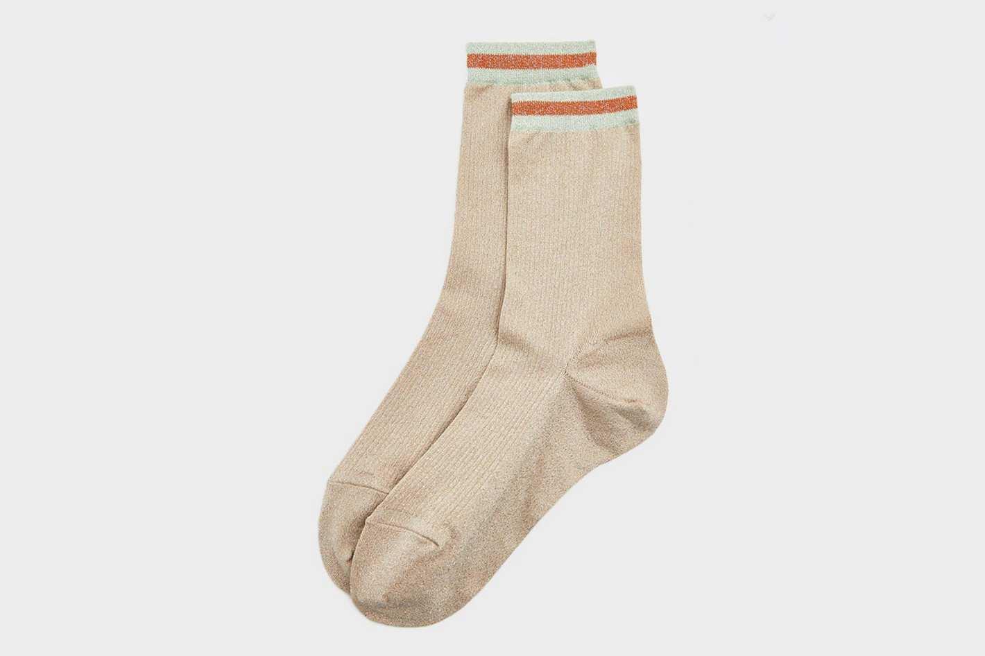 Hansel from Basel Wham Sparkle Crew Sock