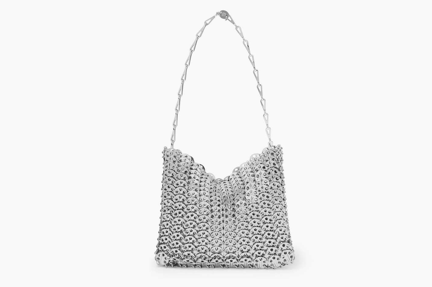 1969 chainmail shoulder bag