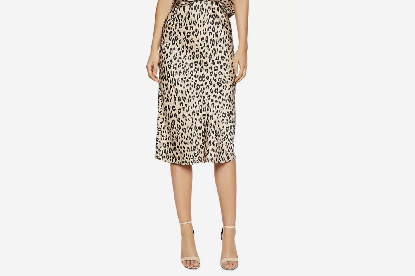 e1f4cd980fcf The Best Leopard Skirts of 2019: Where to Buy the Trend
