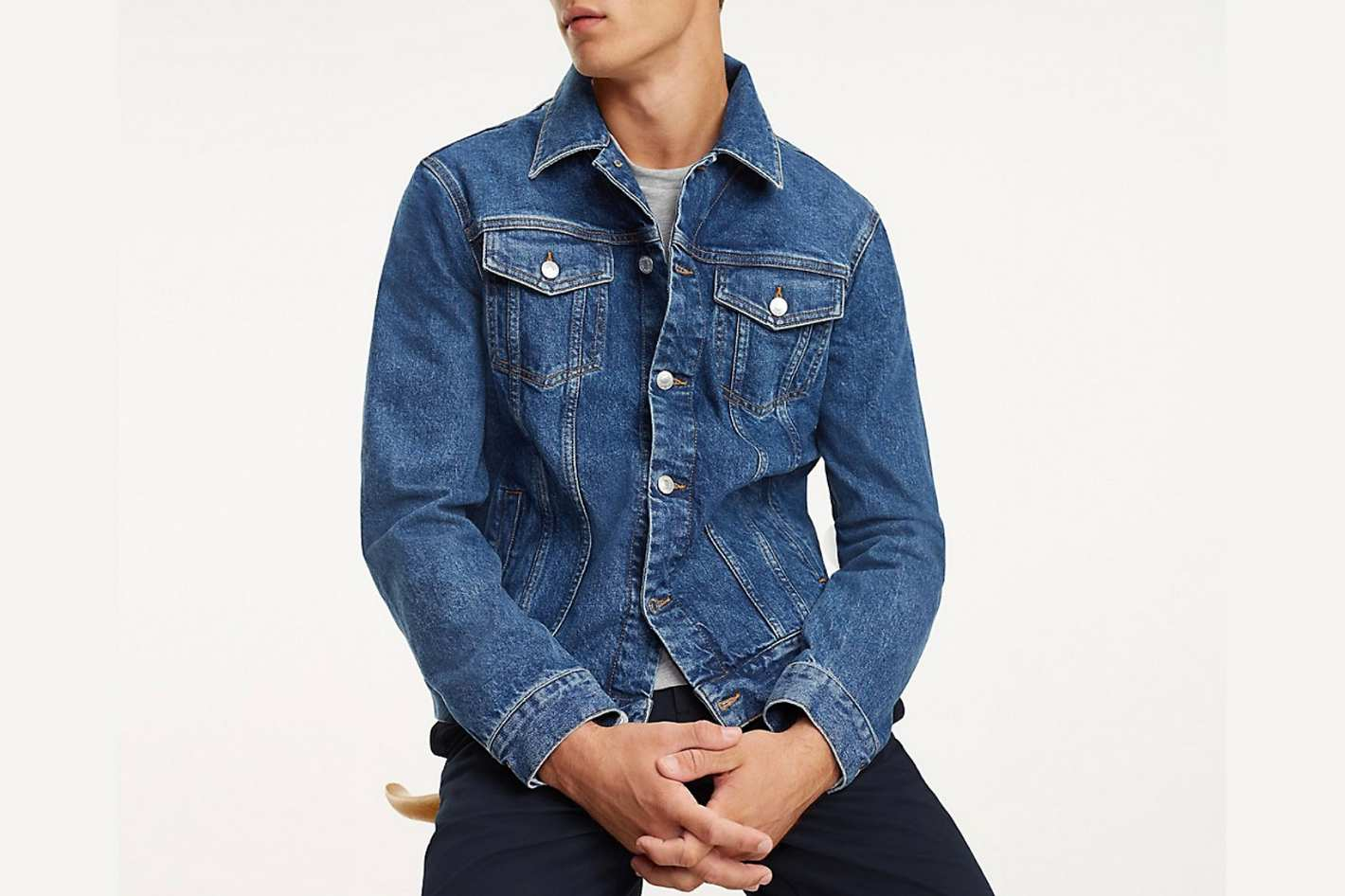Tommy Hilfiger Icon Trucker Jacket