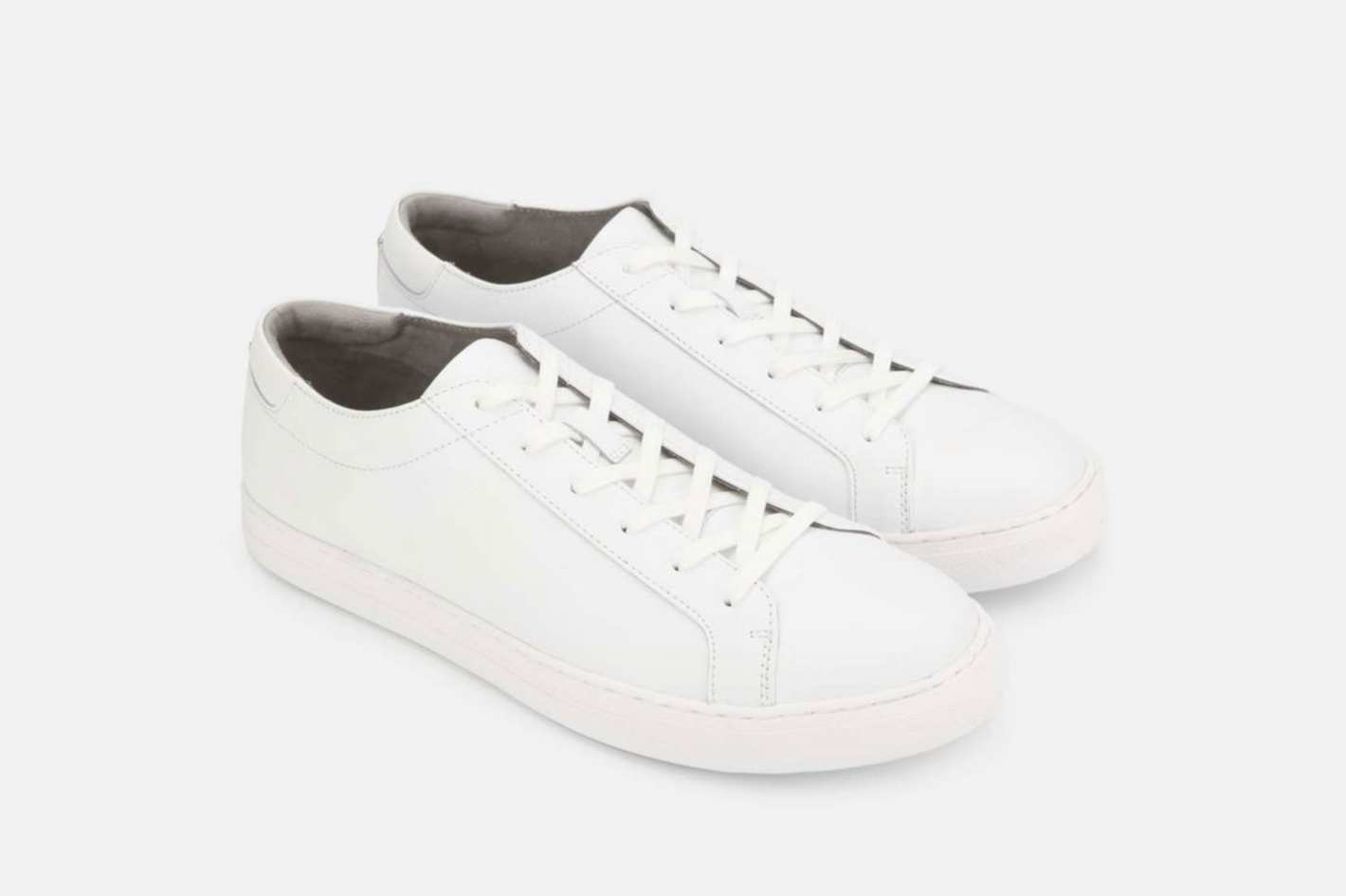 Kenneth Cole Kam 2.0 Leather Sneakers