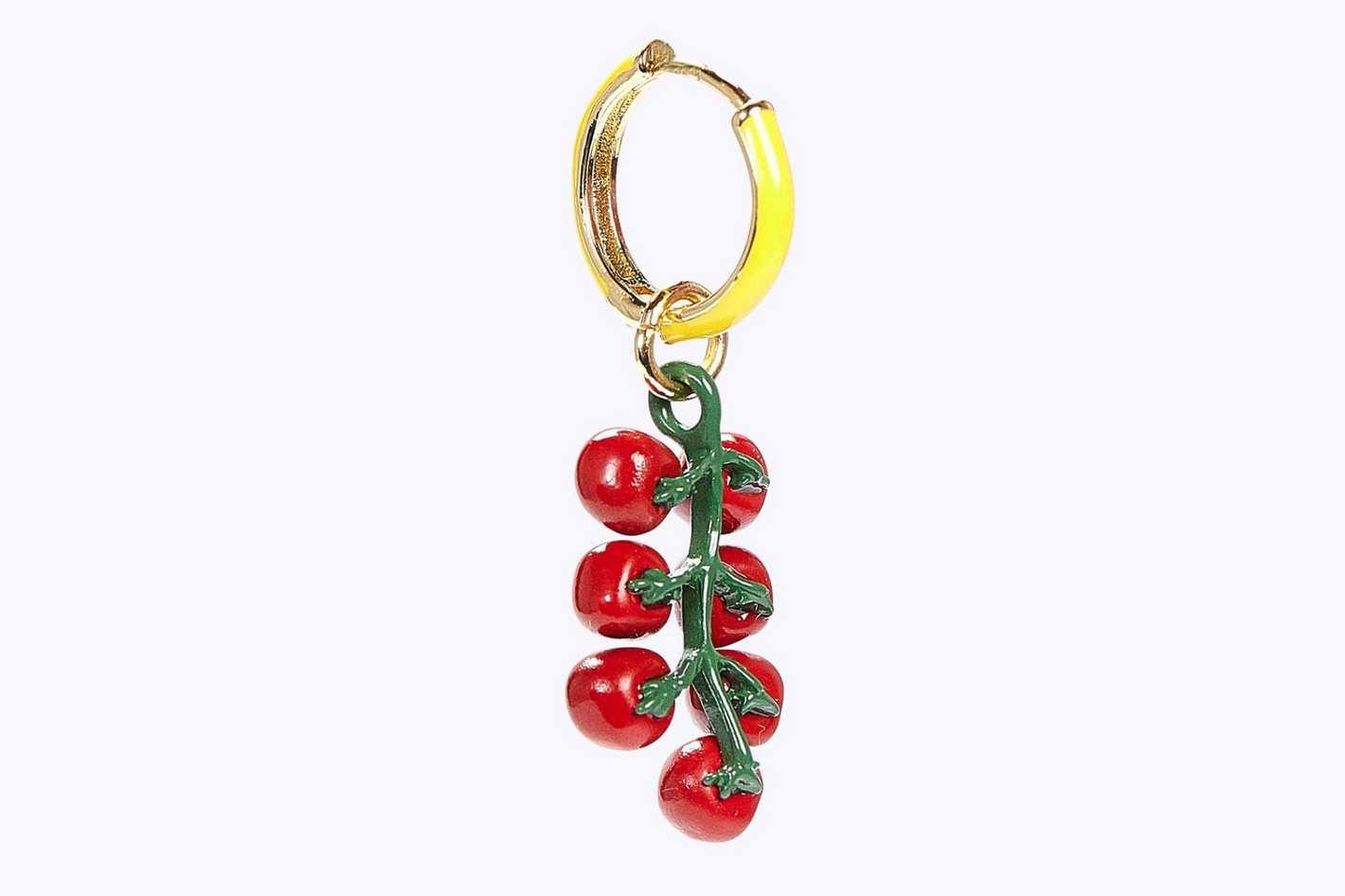 Man Repeller Tomato Earring