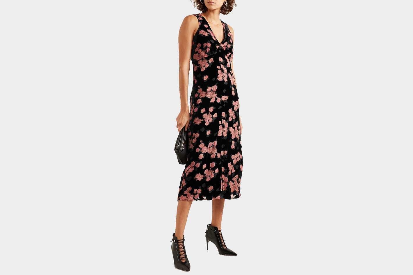 MICHAEL Michael Kors Floral Dress