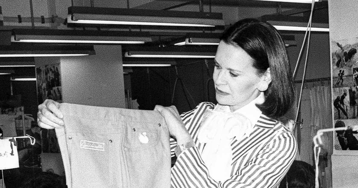 Gloria Vanderbilt Was the First Name in Designer Jeans