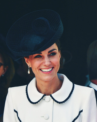 Kate Middleton at Garter Day.
