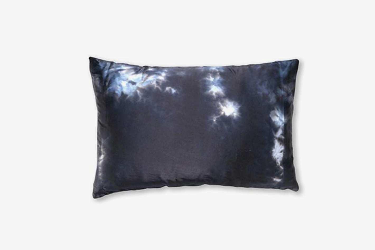 Upstate Silk Pillowcase in Midnight