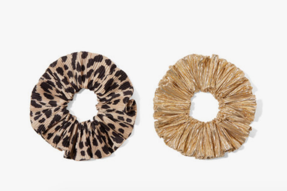 Loeffler Randall Hailey Set of Two Hair Ties