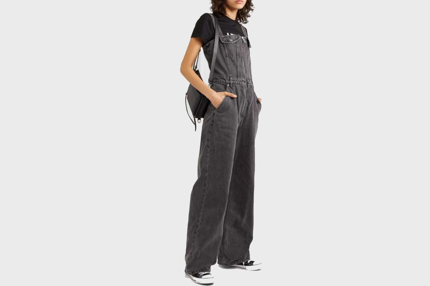 Ksubi Minute Denim Jumpsuit