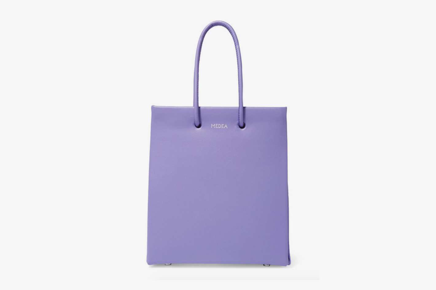 Medea Prima Short Leather Tote