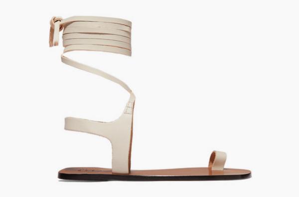 ATP Atelier Candela Leather Sandals