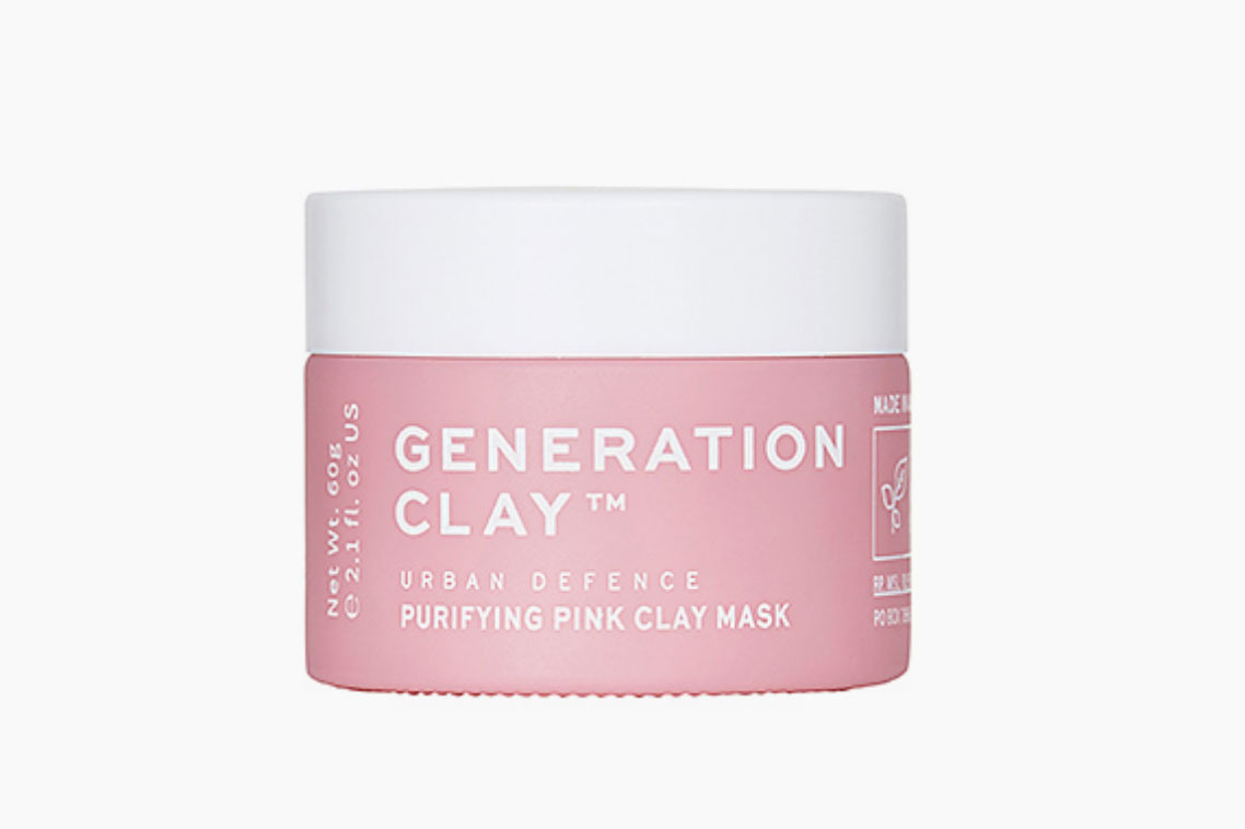 Generation Urban Defense Purifying Pink Clay Mask