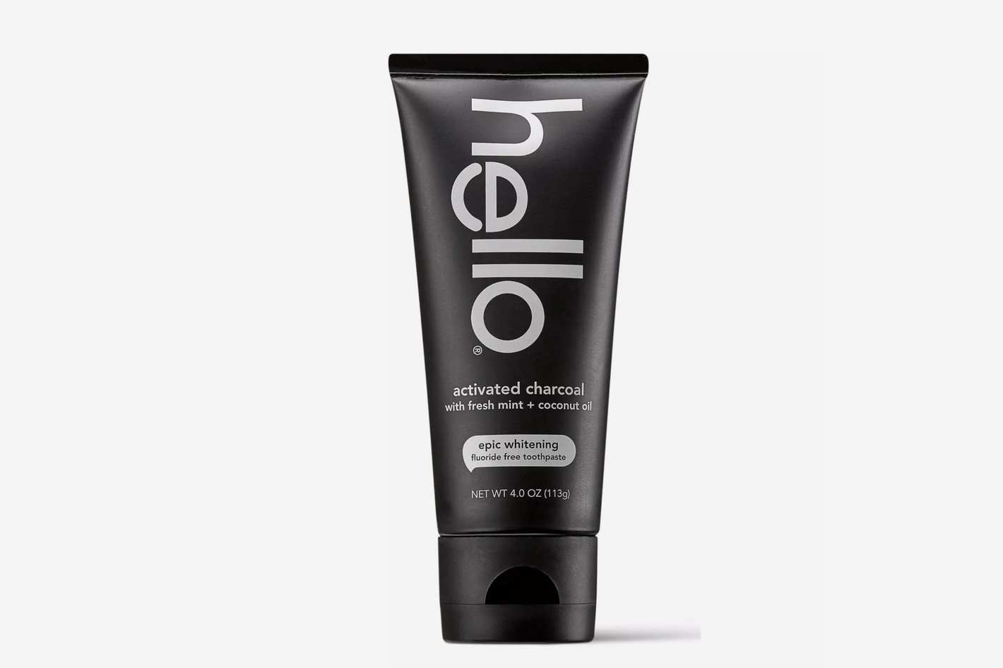 Activated Charcoal Whitening Toothpaste