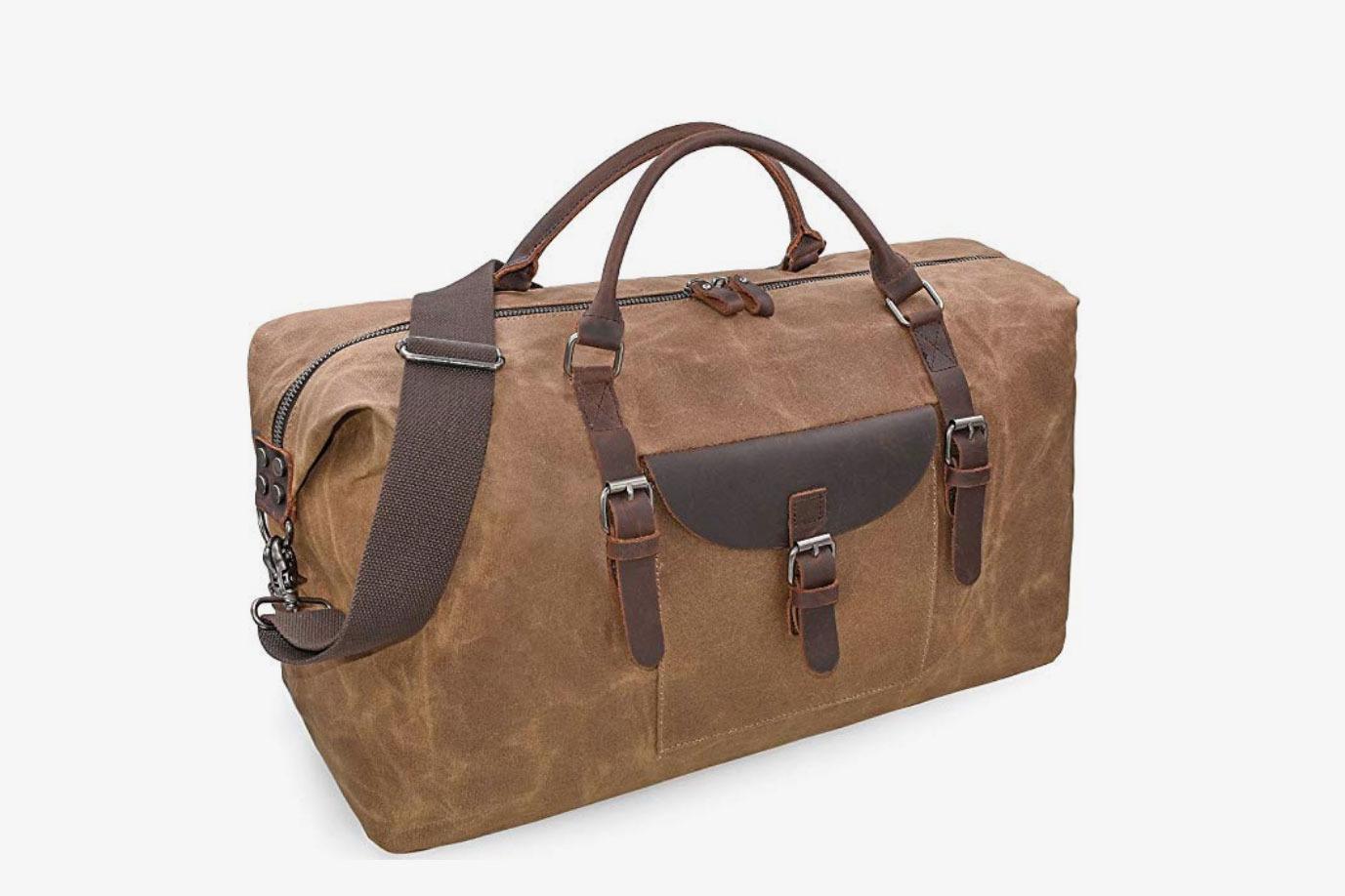 Newhey Oversized Travel Duffle Bag