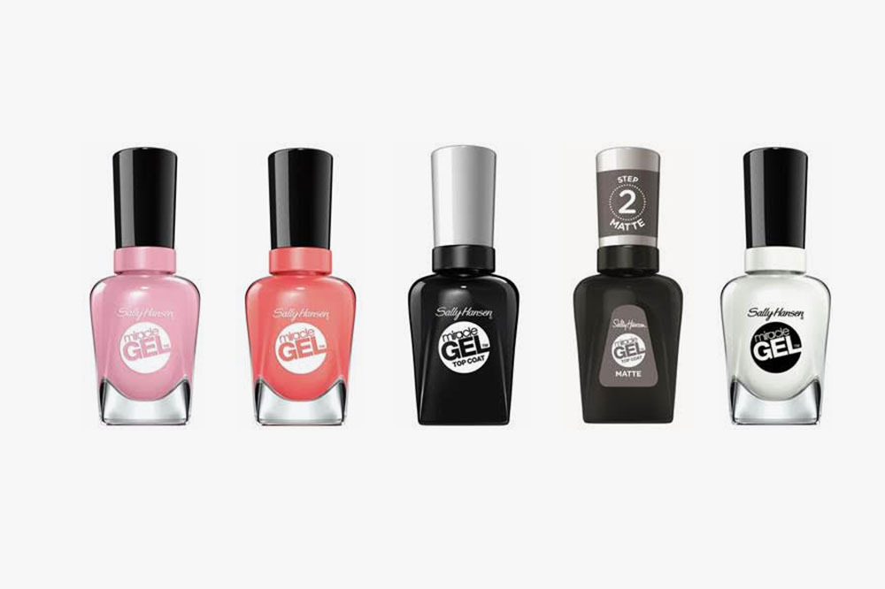 Sally Hansen Miracle Gel Collection