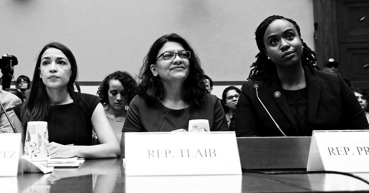 Progressive Congresswomen Fire Back After Trump Suggests They Leave the Country