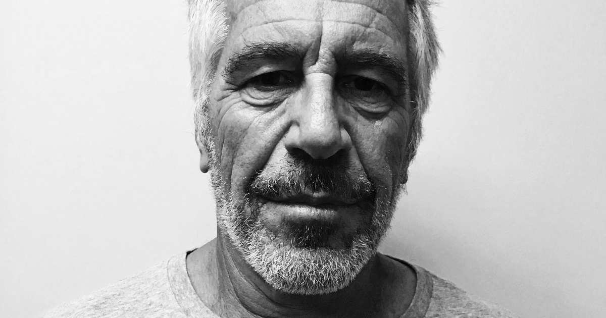 Jeffrey Epstein Was Once Cosmo's 'Bachelor of the Month'