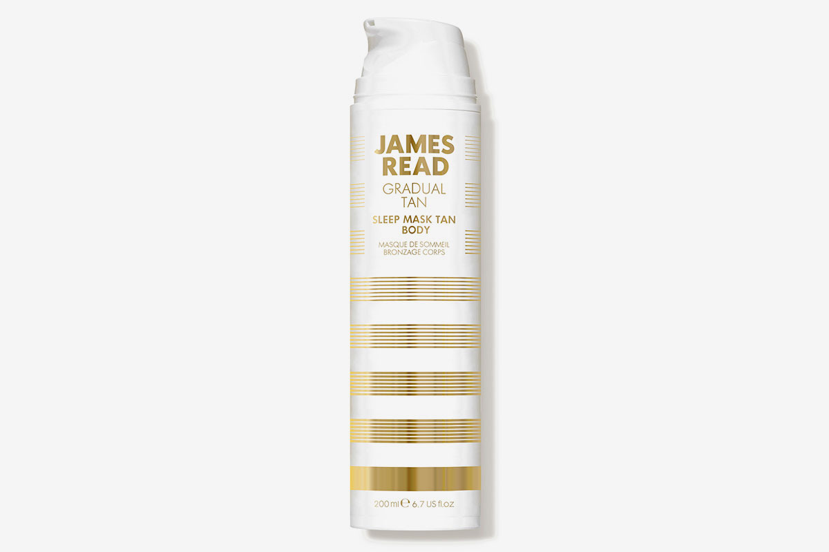 James Read Tan Sleep Mask Tan Body