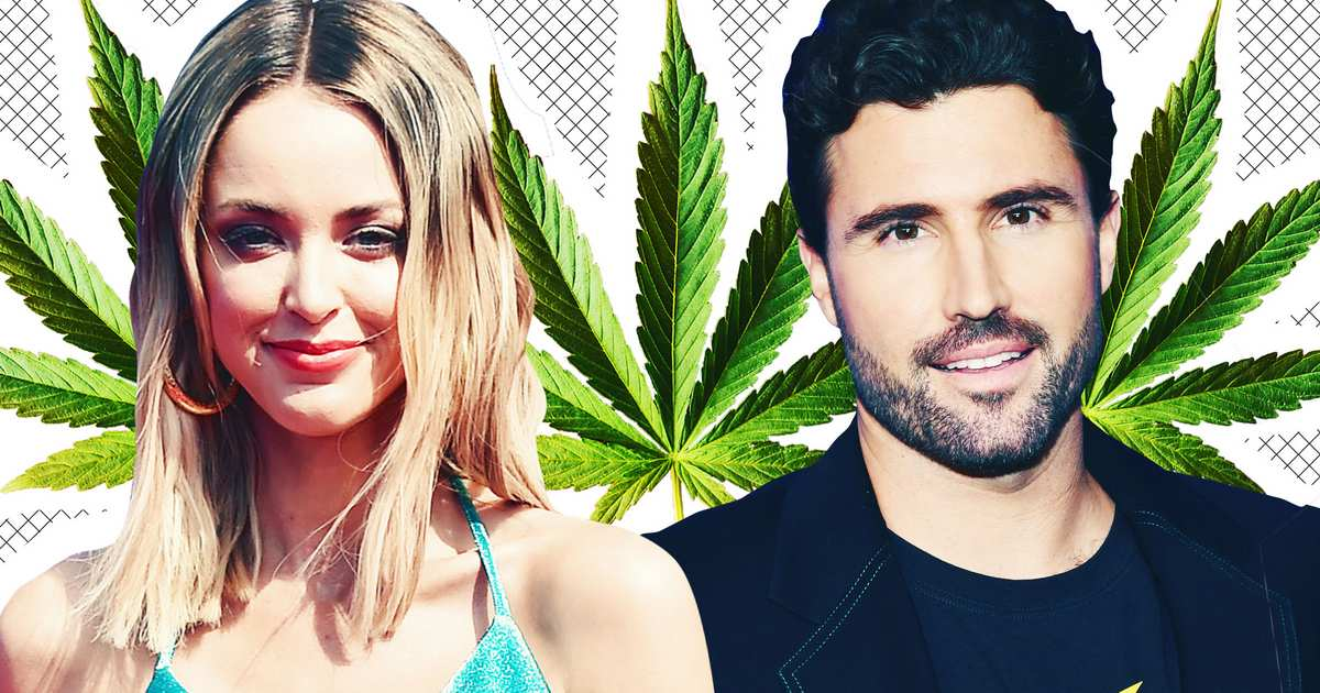 Kaitlynn Carter Got Brody Jenner the Gift of Being Too High