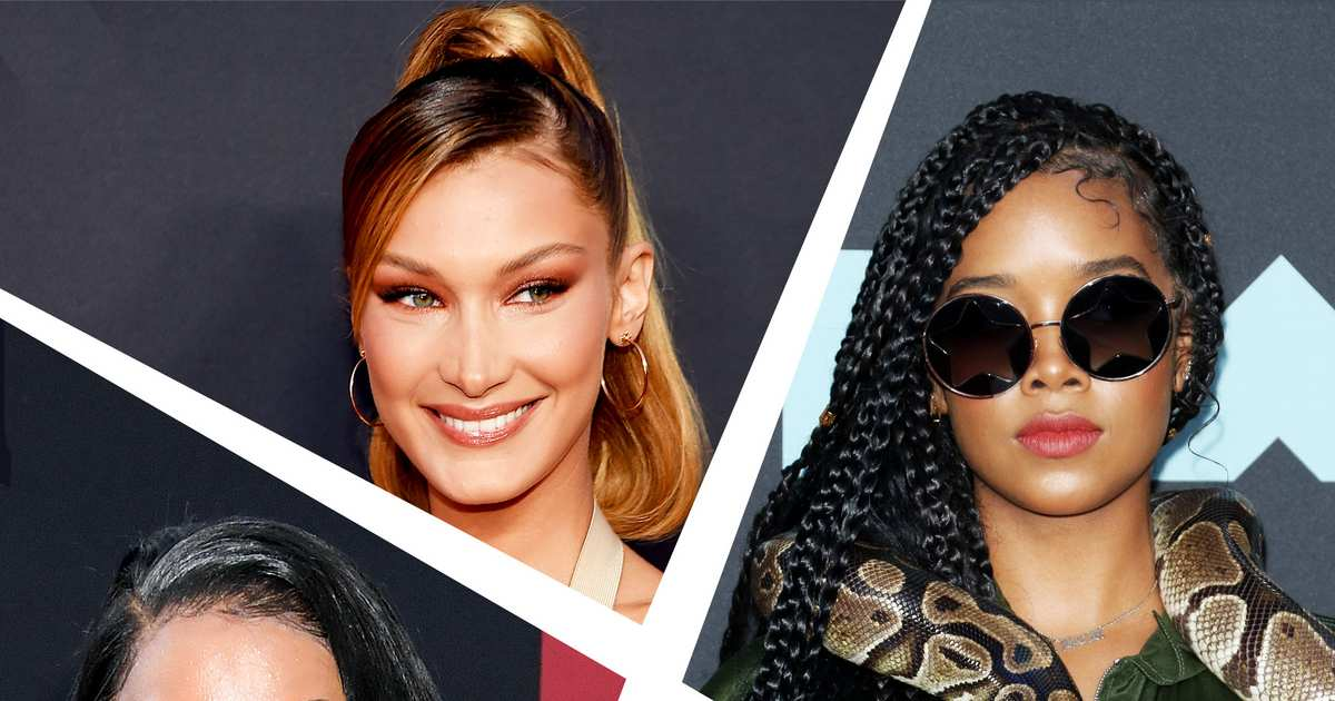 The 8 Best and Most Memorable Beauty Looks from the VMAs