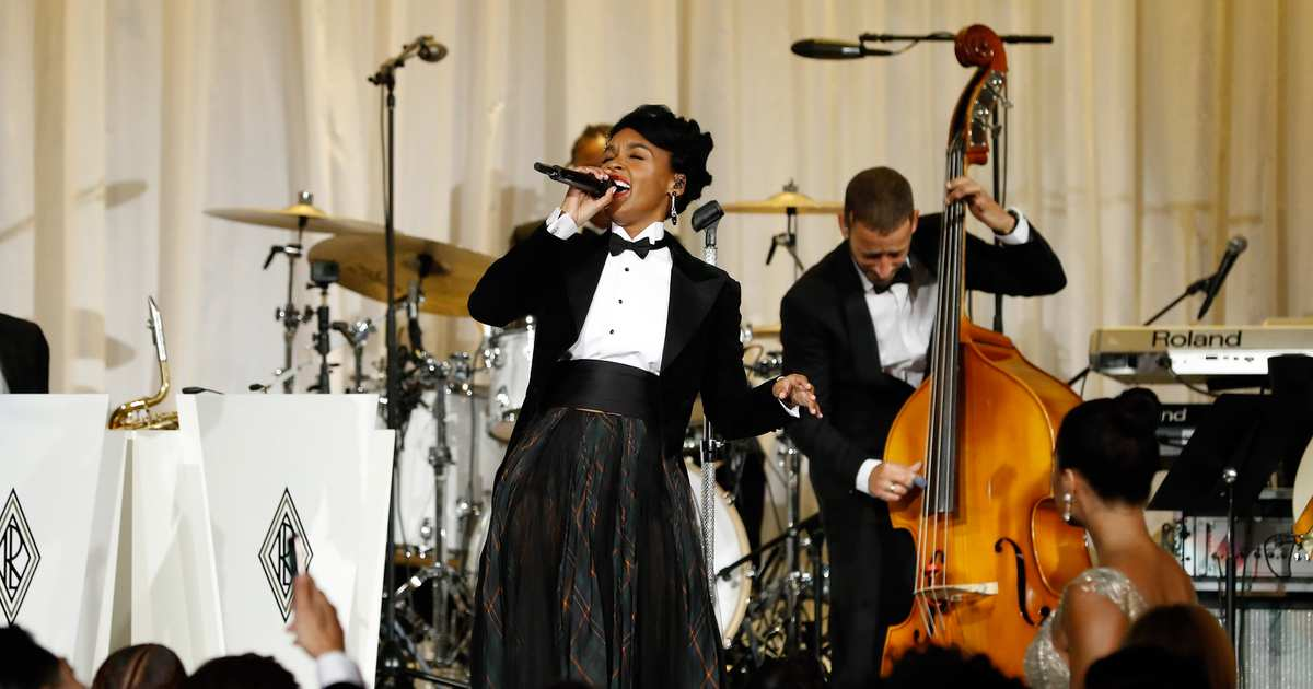 Watch Janelle Monáe Officially Make Fashion Week Fun Again