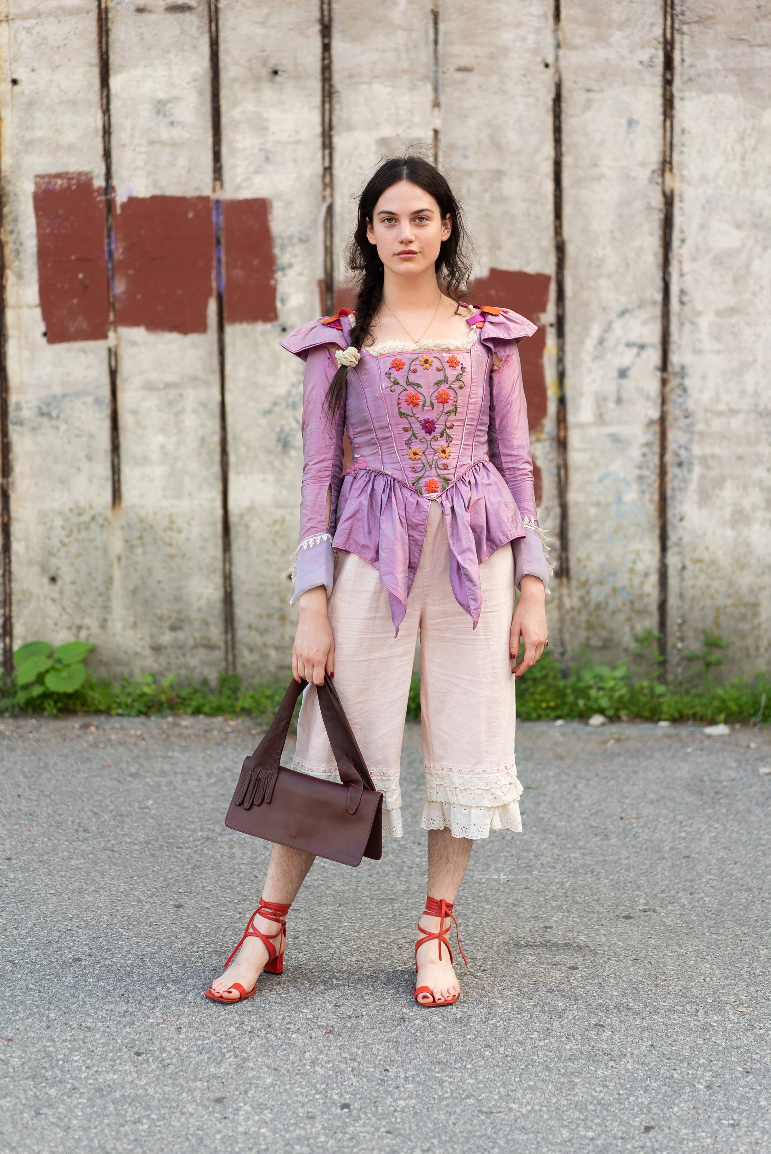 Who Are These Stylish People at Day 4 of Fashion Week?