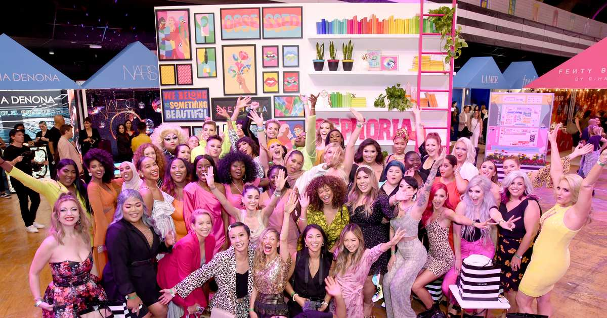 This Is What a Sephora Beauty Festival Looks Like