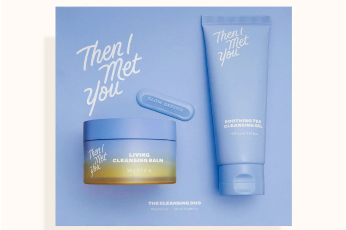 Then I Met You Cleansing Duo