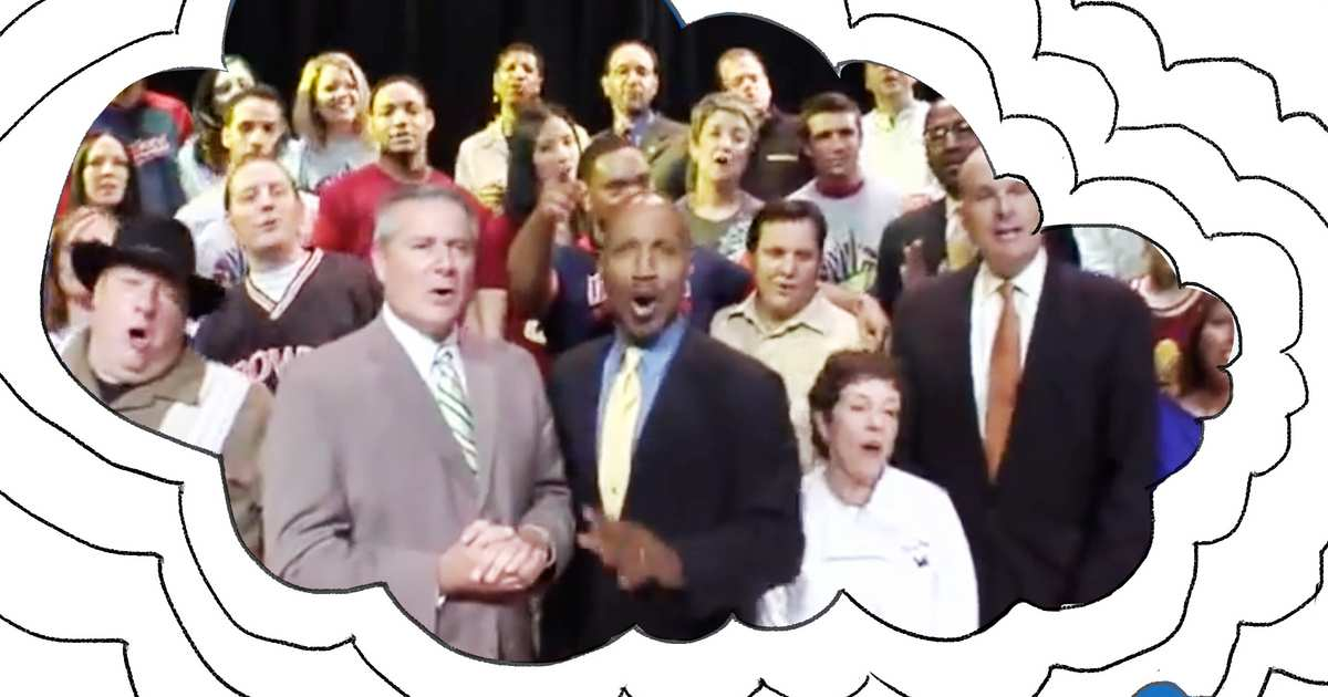 I Think About This a Lot: Cleveland's Desperate 'We Are the World' LeBron Parody Song