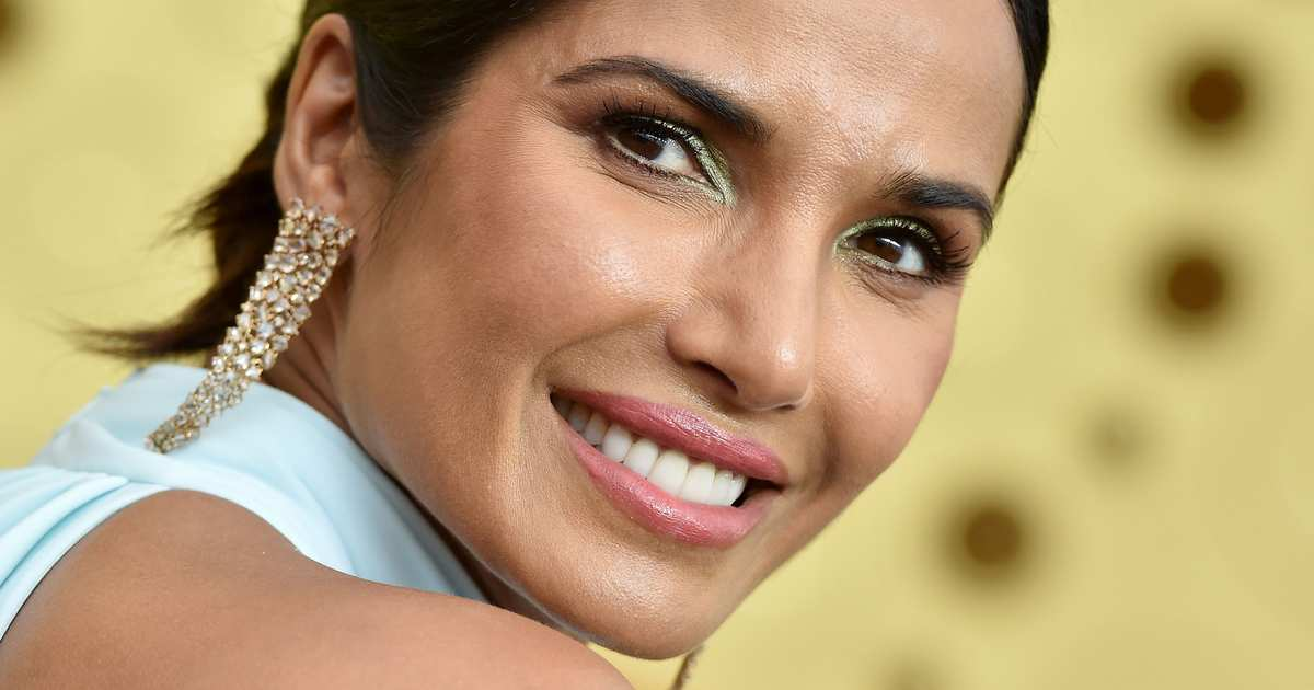 How Padma Lakshmi Got Ready, and Un-Ready, for the Emmys