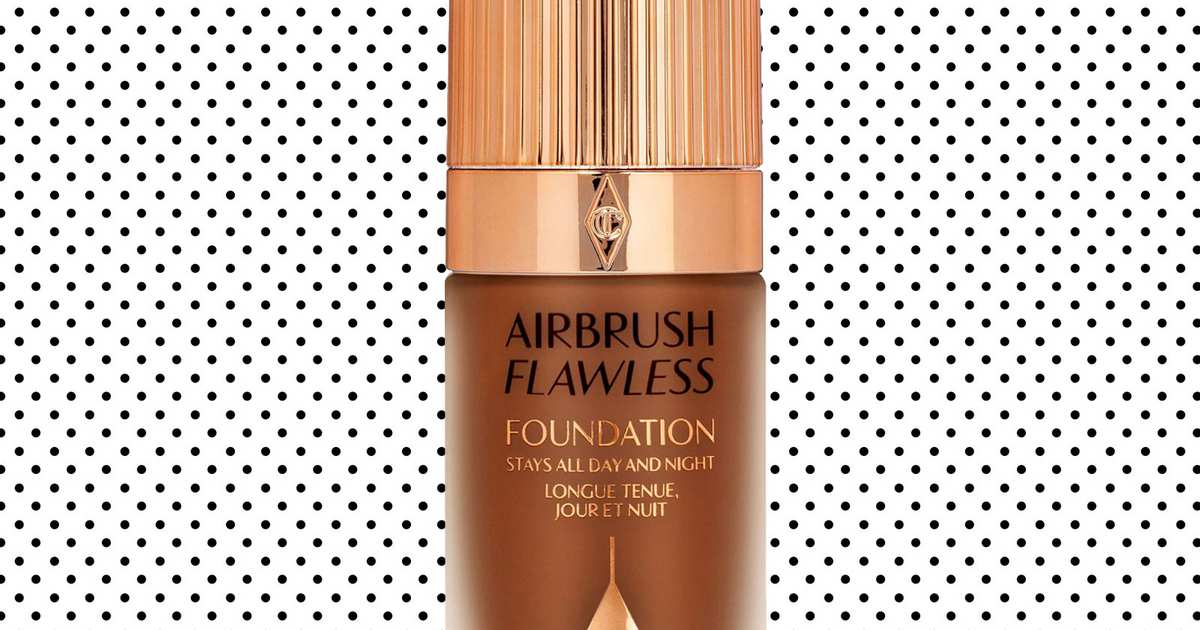 We Tried Charlotte Tilbury's New 44-Shade Foundation
