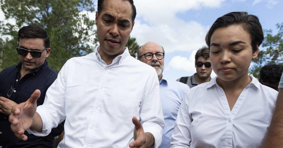 Julian Castro Escorts LGBTQ Asylum Seekers Across Border