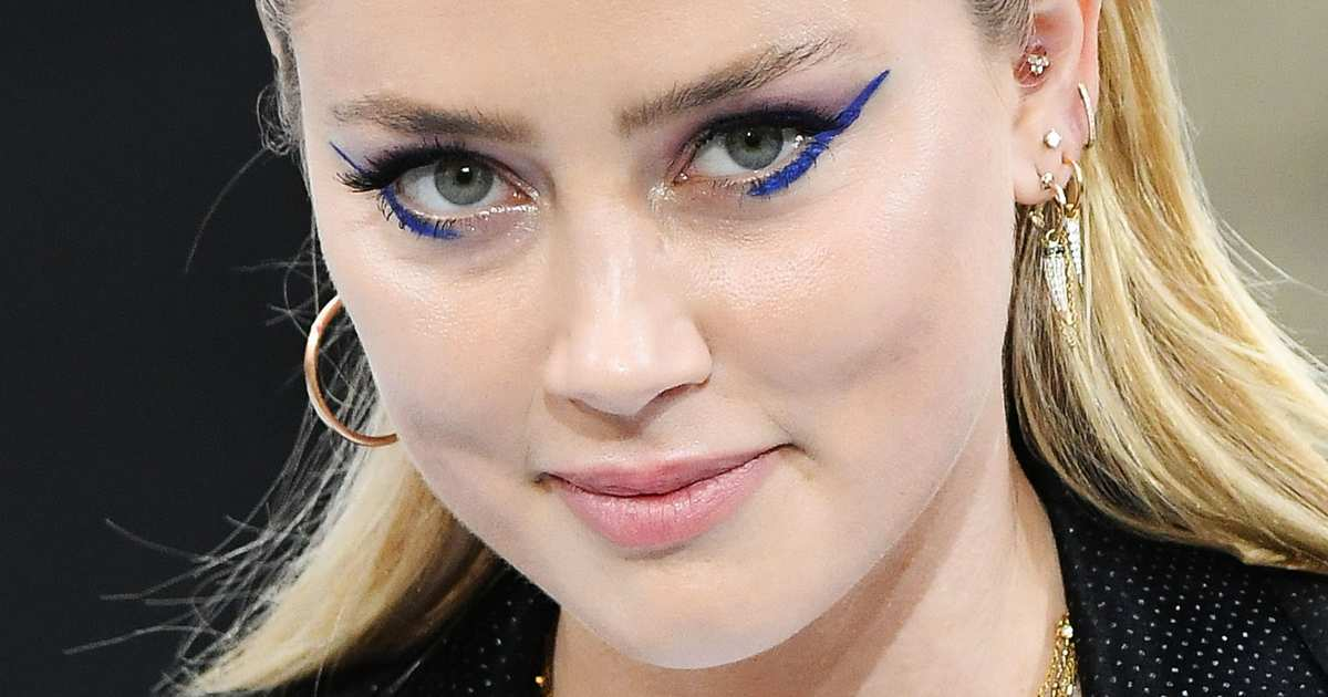 Amber Heard Has the Best Jet-Lag Cure
