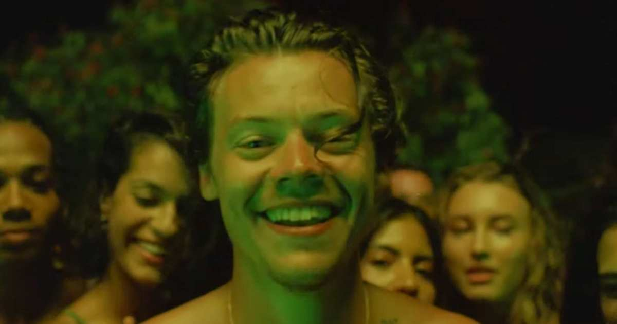 Harry Styles's 'Lights Up' Is a Mushrooms Anthem