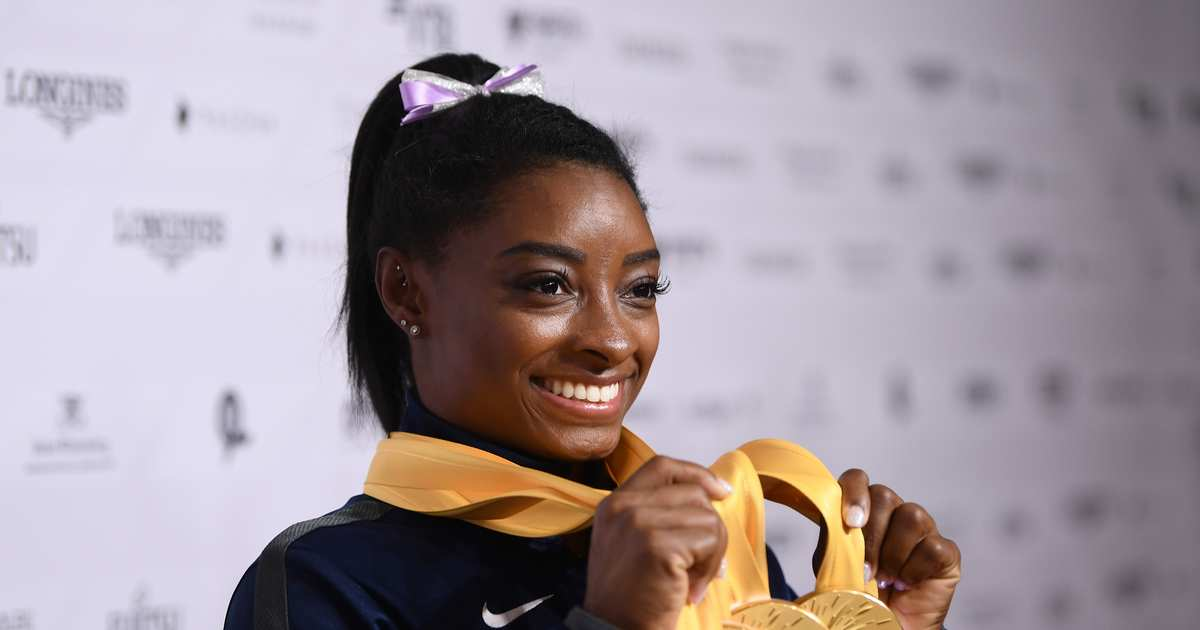 Simone Biles Just Made History